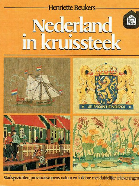 Nederland in kruissteek / H.Beukers