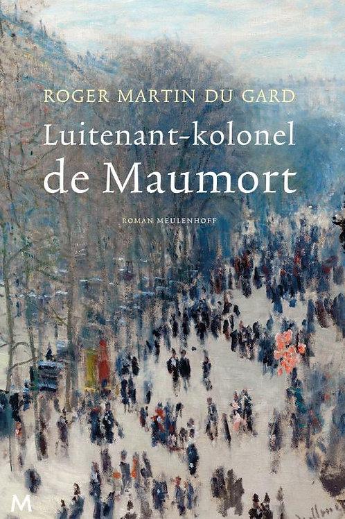 Luitenant-kolonel de Maumort / R. Martin Du Gard