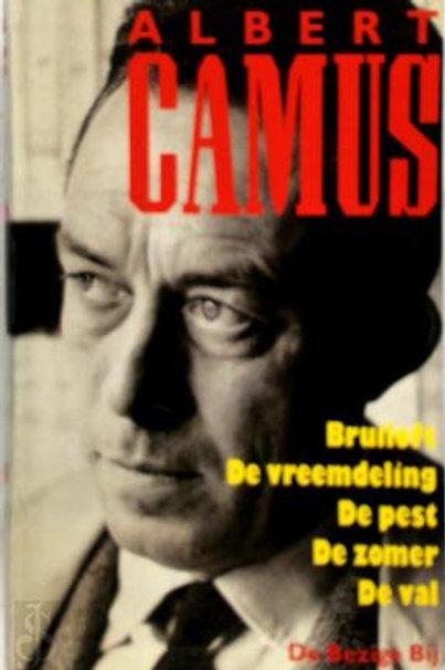 Albert Camus De vreemdeling, Bruiloft De pest enz.