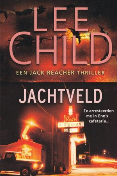 Jachtveld / Lee Child