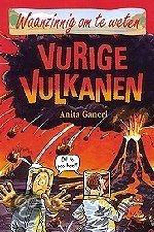 Vurige vulkanen / A. Ganeri