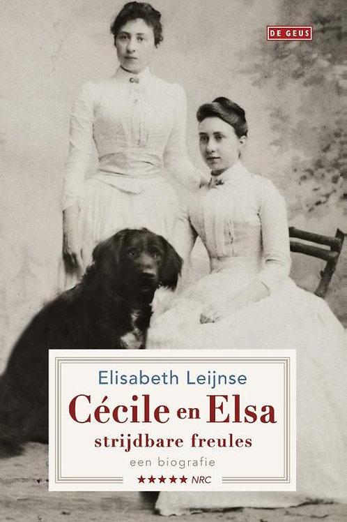 Cecile en Elsa / S. Leijnse