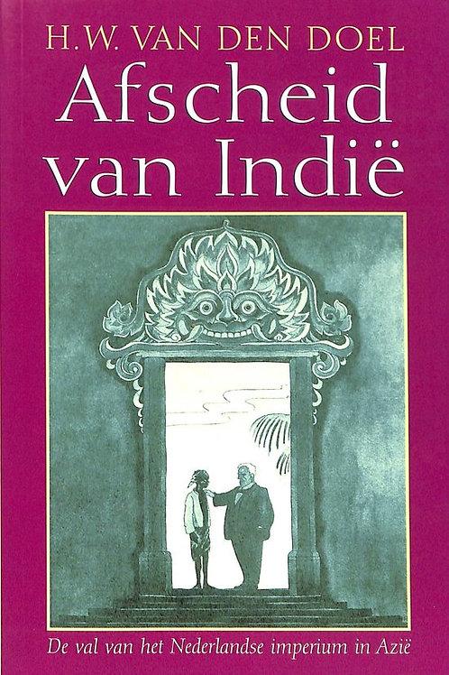 Afscheid van Indie / H. W. van der Doel