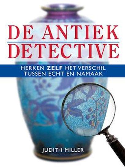 De antiek detective / J. Miller