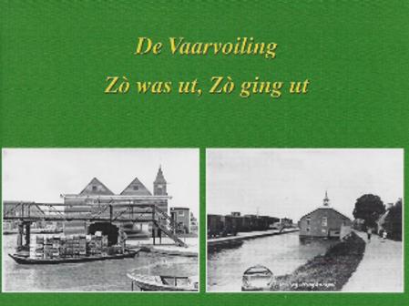 De Vaarvoiling, Zo was ut, Zo ging ut / M. J. Reus
