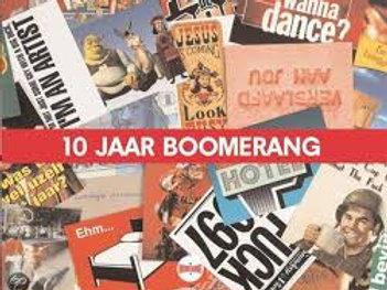 10 jaar Boomerang / Olivier Wegloop