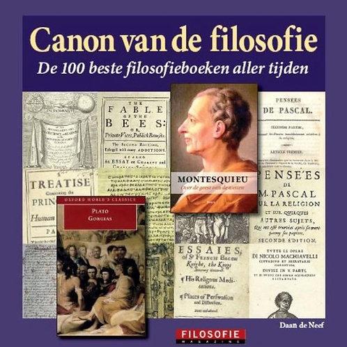 Canon van de filosofie / D. De Neef