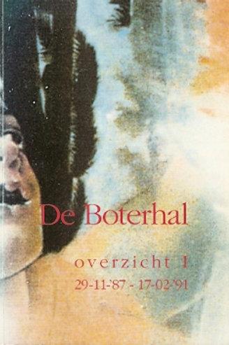 De boterhal overzicht I 29-11-87 17-02-91