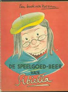 De speelgoed-beer van Sibiella / Piet Worm