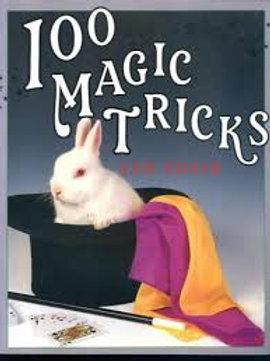 100 magic tricks / I. Adair