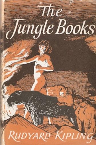 The jungle books / Ruyard Kipling