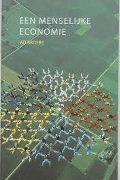 Een menselijke economie / A. Broere