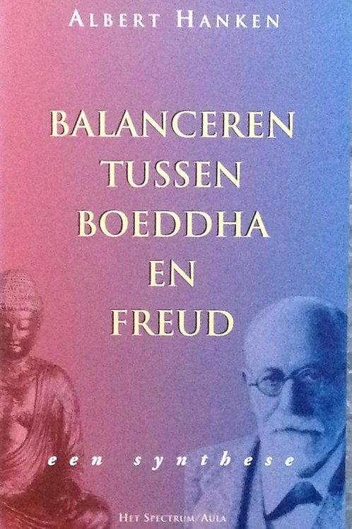 Balanceren tussen Boeddha en Freud / A. Hanken