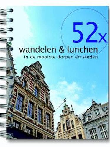 52x wandelen & Lunchen