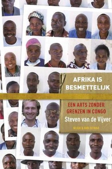 Afrika is besmettelijk / S. van der Vijver