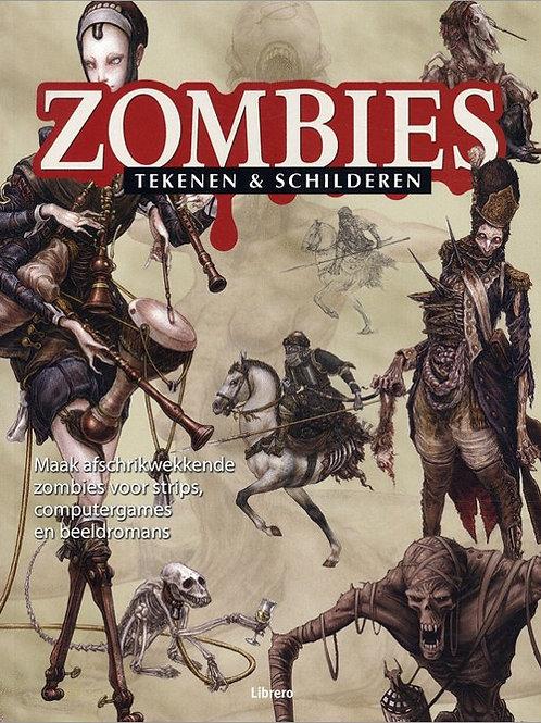 Zombies tekenen & schilderen / K. Thompson