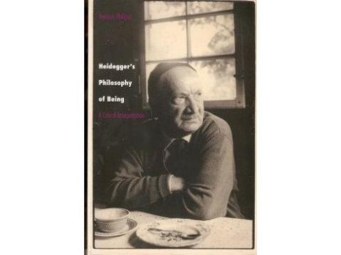 Heidegger's Philosophy of Being./ H. Philipse