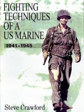 Fighting Techniques of a U.S. Marine / L. J. Daugherty