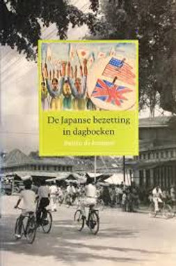 De Japanse bezetting in dagboeken. Buiten de kampen 3  / J. Kemperman