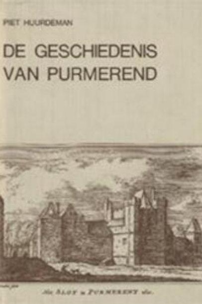 de geschiedenis van Purmerend / P. Huurdeman