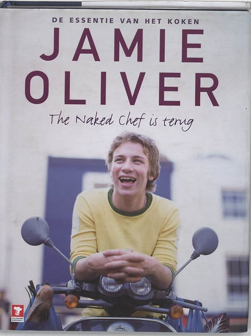 The naked chef is terug / J. Oliver