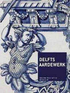 Delfts aardenwerk J. -D. van Dam.
