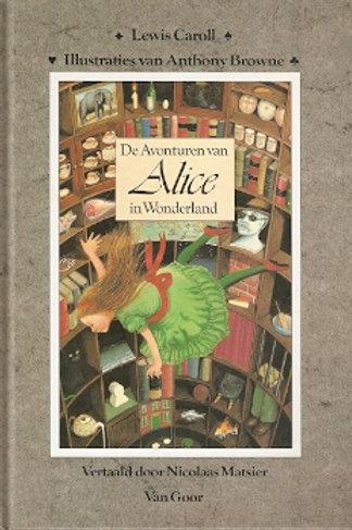 De avonturen van Alice in Wonderland / L. Caroll