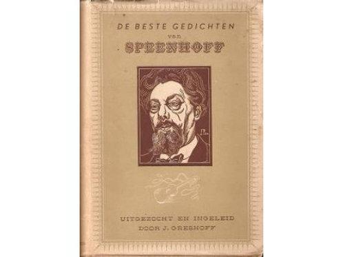 De beste gedichten van J.H.Speenhoff / J. Greshoff