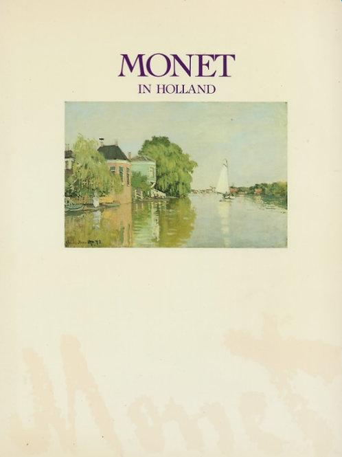 Monet in Holland / B. Bakker o.a.