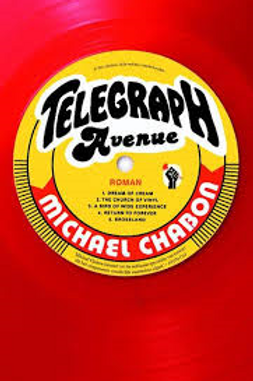 Telegraph Avenue / M. Chabon