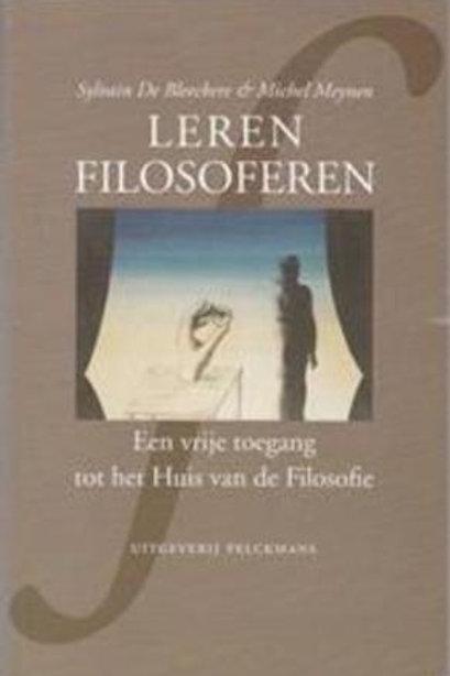Leren filosoferen / S. De Bleeckere & M. Meynen