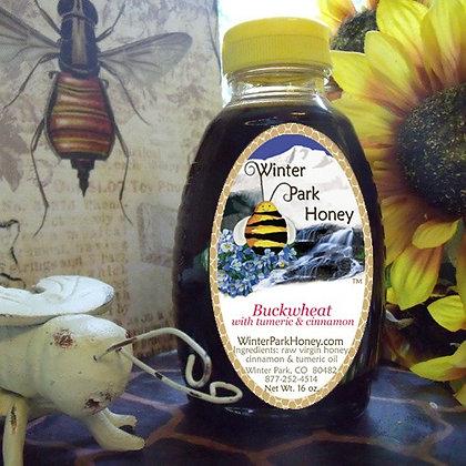 Buckwheat with organic oils 16oz (Arthritis)