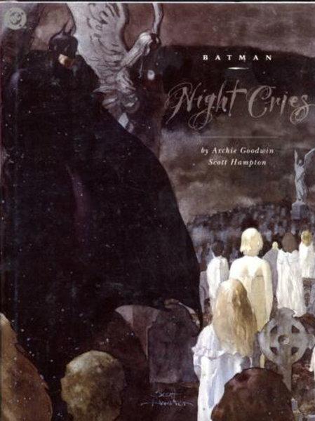Night cries Batman / A. Goodwin