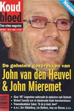 Koud bloed.nr: 2. True crime magazine
