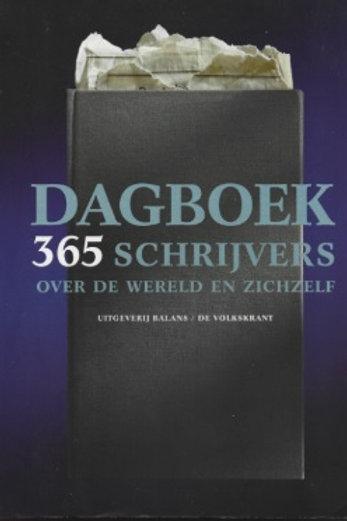 Dagboek 365 schrijvers over de wereld