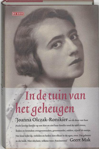 In de tuin van het geheugen / J. Olczak-Ronikier