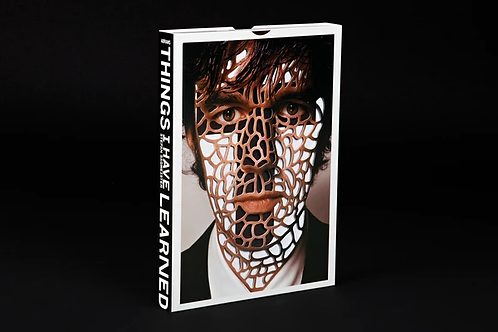 Things i have  learned in my life so far / Stefan Sagmeister.