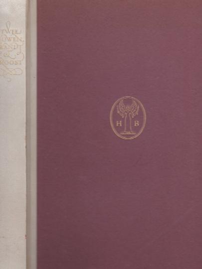 Twee eeuwen brandt en troost / J. Brandt