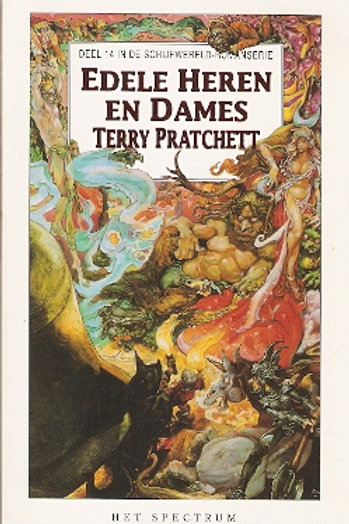 Edele heren en dames / Terry Pratchett