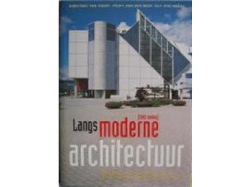 Langs moderne architectuur / D. van Hooff