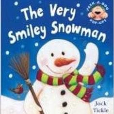 The very smily snowman / J. Tickle