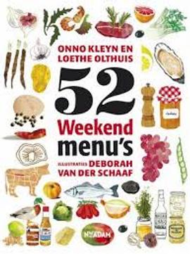 52 Weekendmenu's / O. Kleyn & L Olthuis