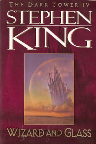 The dark tower. Wizard and glass/ S. King