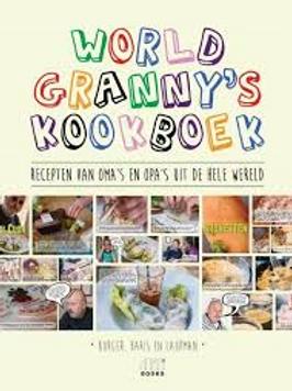 World granny s kookboek / Burger & Baris & Laupman.