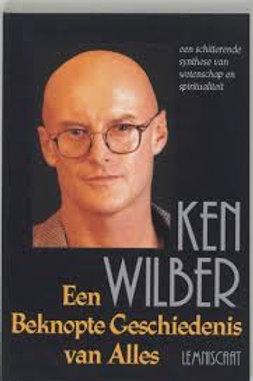 Een beknopte geschiedenis van alles / Ken Wilber