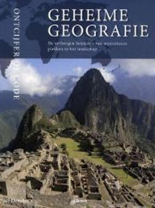 Geheime Geografie / P. Devereux