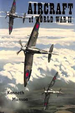 Aircraft of World war 2 / K. Munson