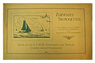 Zuiderzee silhouetten / G. S. Vlieger & T. Schilperoort
