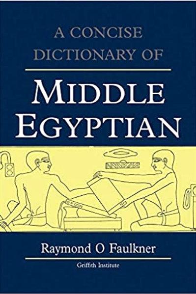 Middle Egyptian / R. O Faulkner