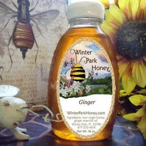 Ginger Honey 16oz